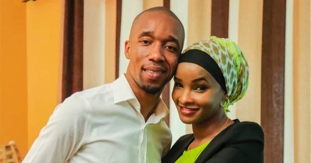 Lulu Hassan and Rashid Abdalla.