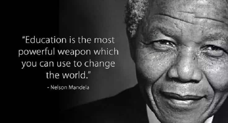 Inspiring Nelson Mandela quotes Top Nelson Mandela quotes Nelson Mandela quotes learning