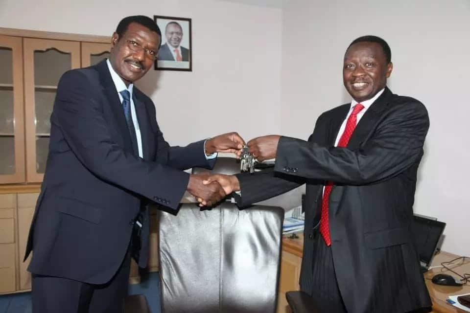 Former Kenya Power CEO Ben Chumo, two managers arrested over economic crimes