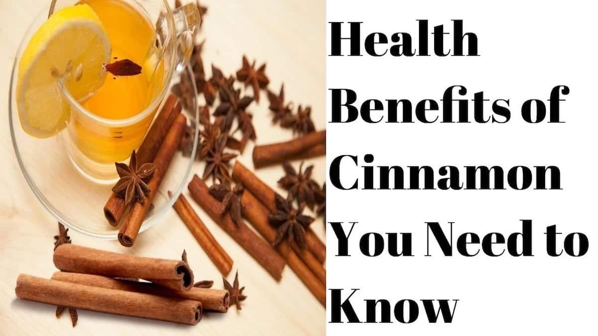 Health benefits of cinnamon Benefits of cinnamon  Cinnamon powder What is cinnamon