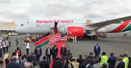 Kenya Airways' direct daily flights to New York slashed down to 5 times a week