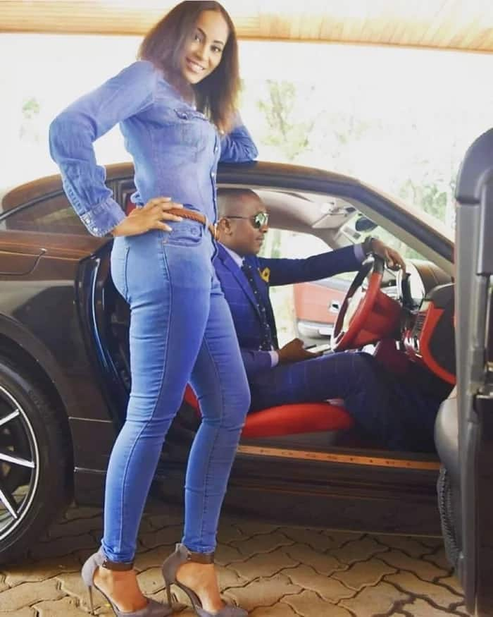 Controversial politician Steve Mbogo and pretty wife flaunt super expensive custom-made perfumes