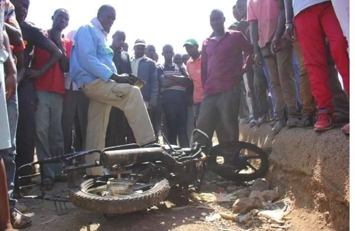 Tension high in Kisumu after Boda Boda and matatu operators clash