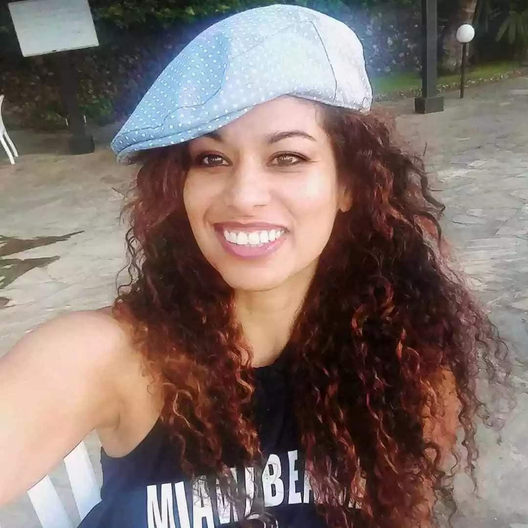 Ex Citizen TV anchor Julie Gichuru continues to confuse many with her youthful looks as she turns 44