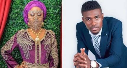 Ali Kiba's baby sister finally officiates relationship with footballer lover