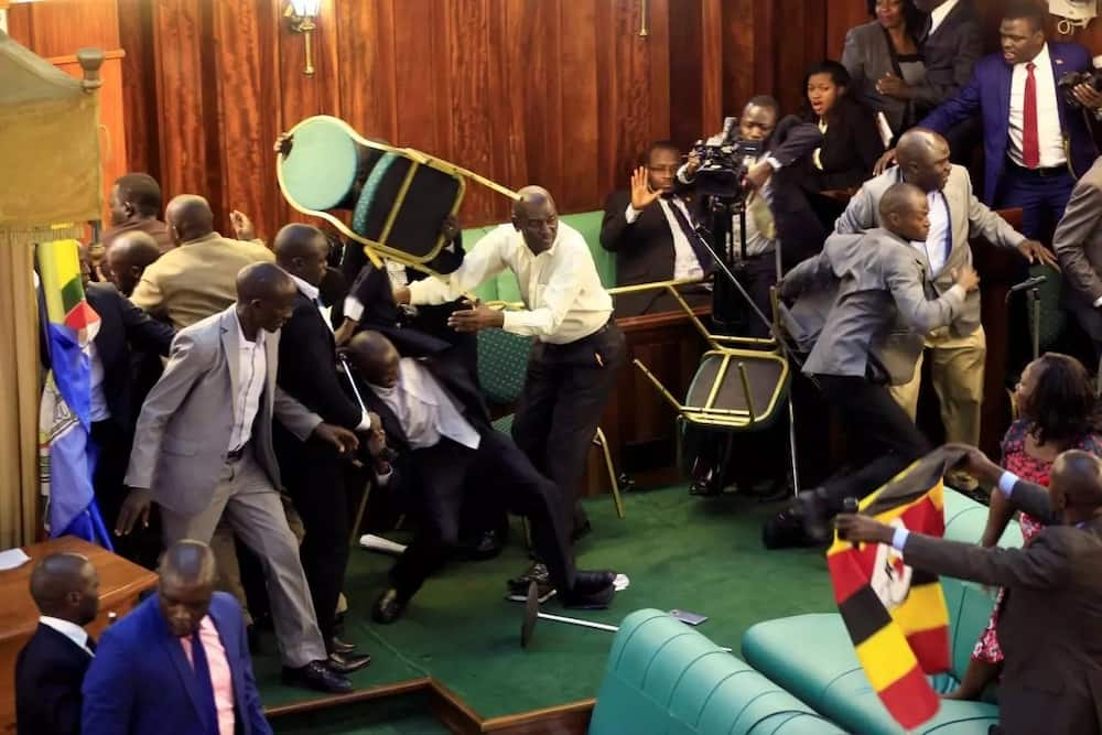 Two terms of 5 years is just a joke - Museveni tells MPs opposing plan to scrap presidential age limit