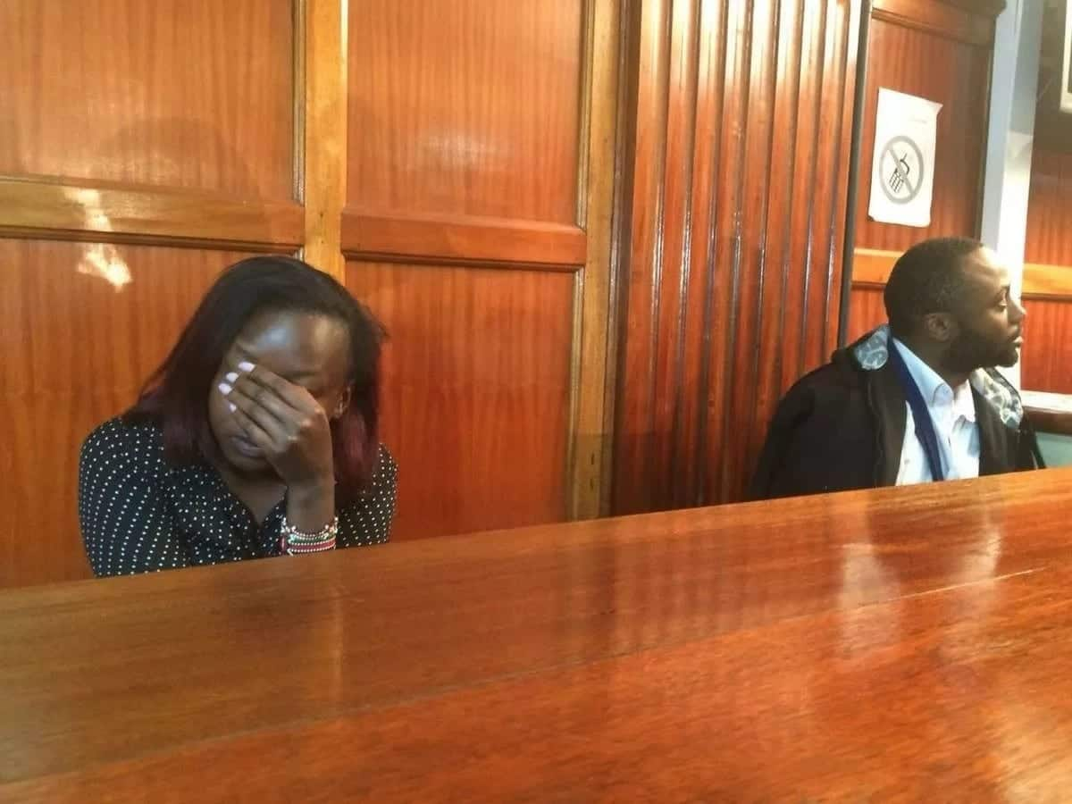 TV journalist Jacque Maribe and lover return to court to take pleas