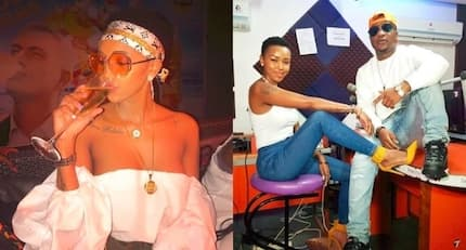 Huddah reveals plans to get married and have a kid with a Tanzanian man
