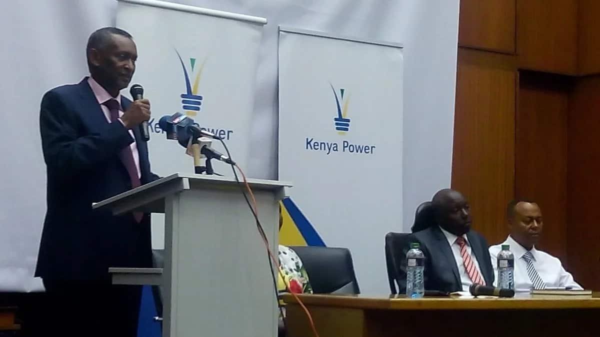 Kenya Power Alerts sms