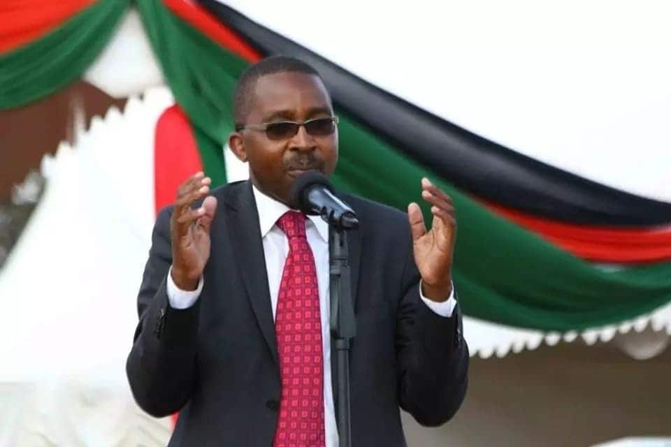 Murang'a governor demands KSh 2 billion from water flowing to Nairobi, dismisses water ministe