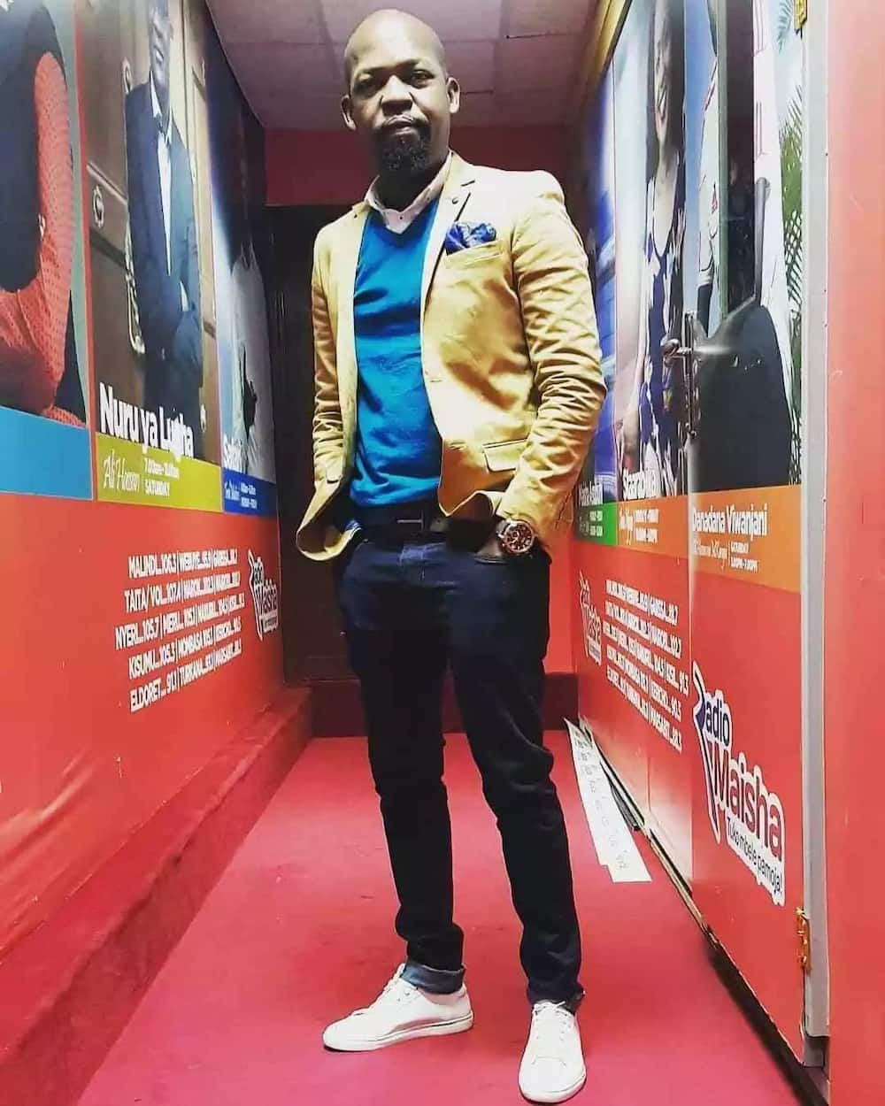 Alex Mwakideu.