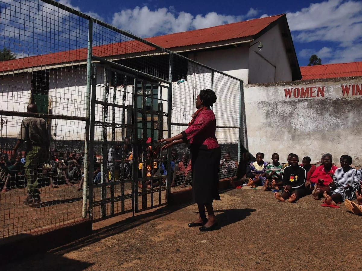 Government sets free 500 prisoners to save KSh 30 million