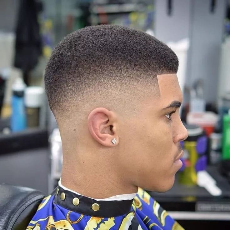 Best fade haircut styles for black men