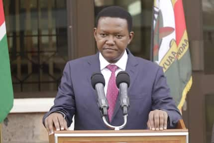 Governor Alfred Mutua halts MCAs salaries for failing to approve development budget