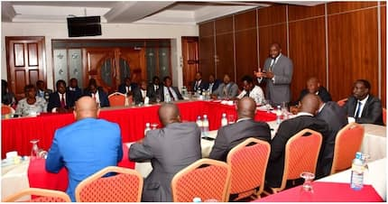 Ruto's allies converge at Weston Hotel day after registering 2 new parties