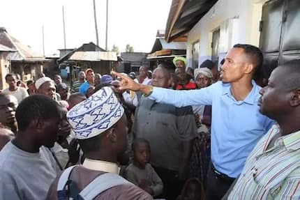 Moha Jicho Pevu threatens to name big fish in NYS scandal, supports nationwide anti-corruption demonstrations