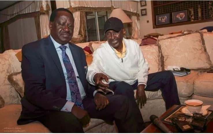 Hassan Joho shares impressive photo of recovering billionaire businessman Chris Kirubi