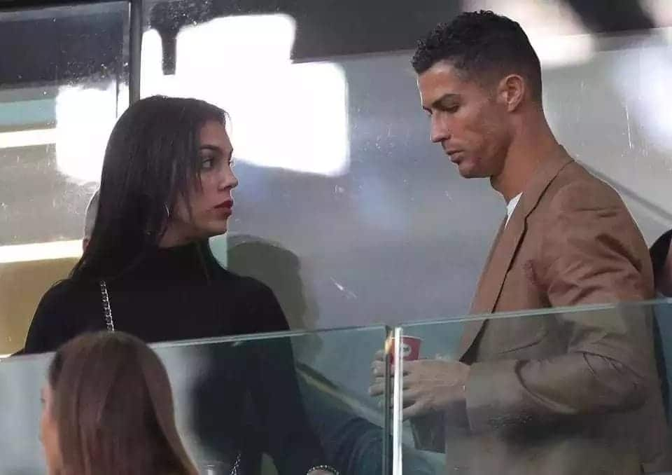 Amid assault allegations Ronaldo's girlfriend Georgina poses gorgeously on private jet