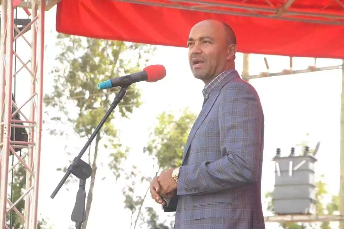 Peter Kenneth resurfaces after months away from limelight, links with DP Ruto allies in Eldoret