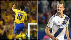 Ibrahimovic reveals the main reason he wont be featuring for Sweden in the 2018 World Cup