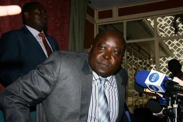 Mbunge wa Nakuru Magharibi Samuel Arama akamatwa na wapelelezi wa EACC