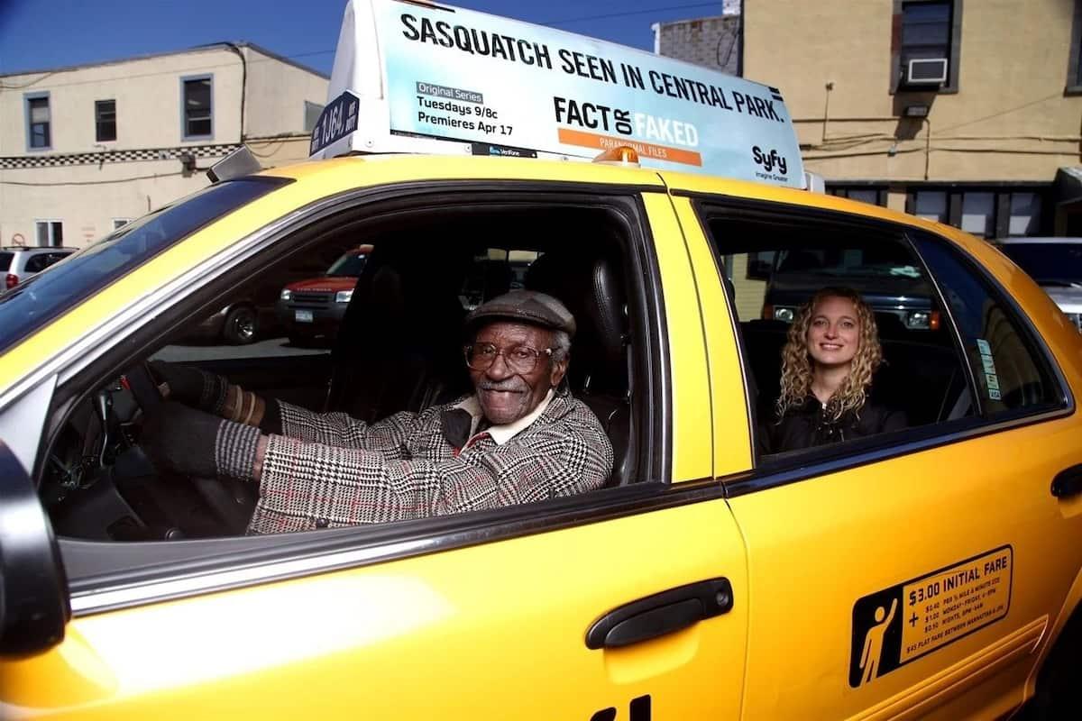 Nilibeba mteja jini! Dereva wa taxi asema