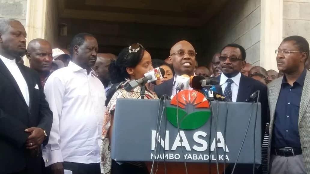 High Court stops criminal proceedings against Wanjigi father