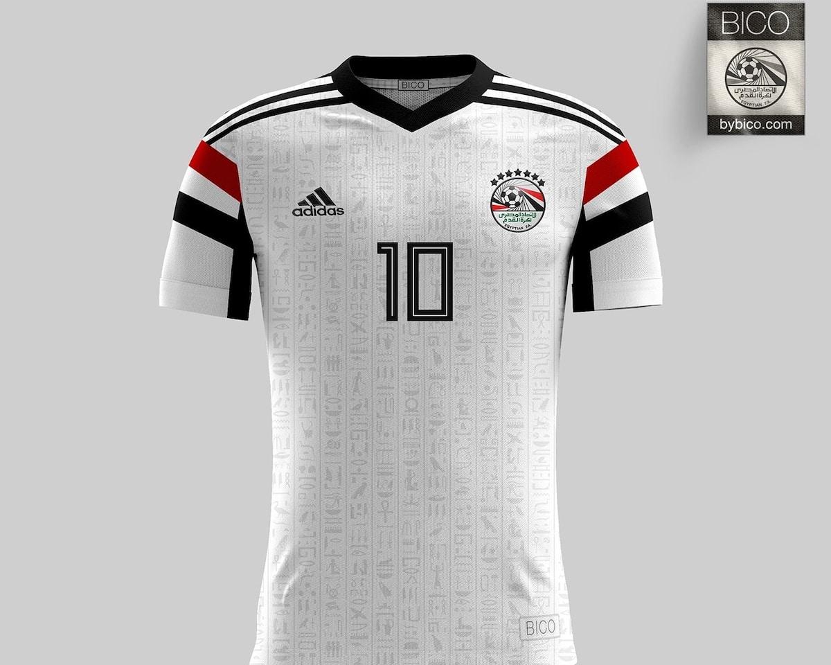 2018 World Cup kits