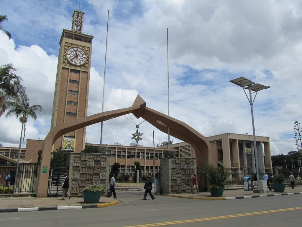 Organisational & administrative structure of county government in Kenya