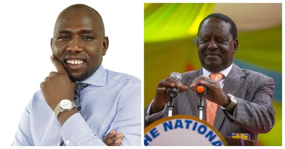Raila has officially launched fight against Kalenjin community ahead of 2022 - Murkomen