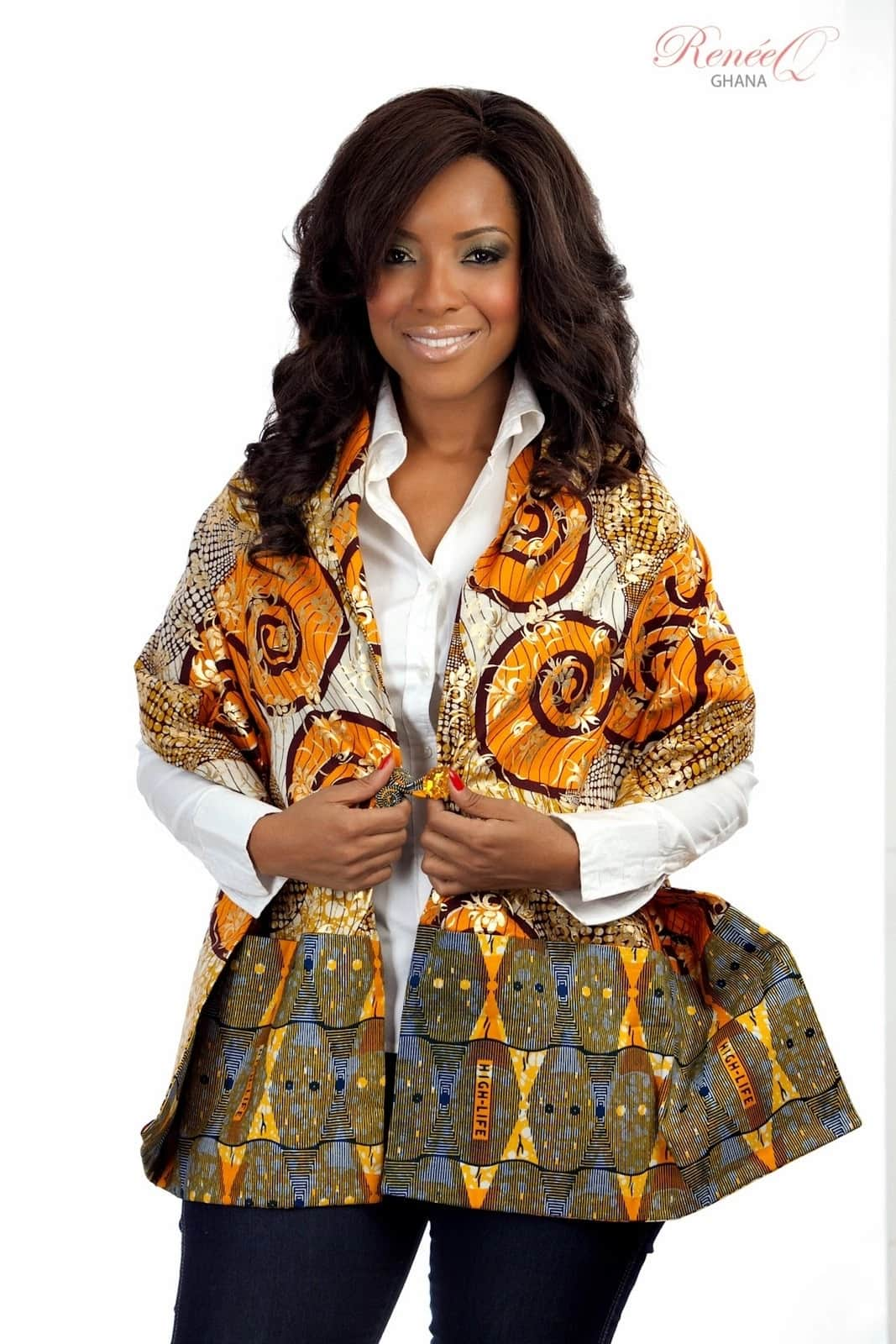 Kitenge shawl designs for breastfeeding mothers