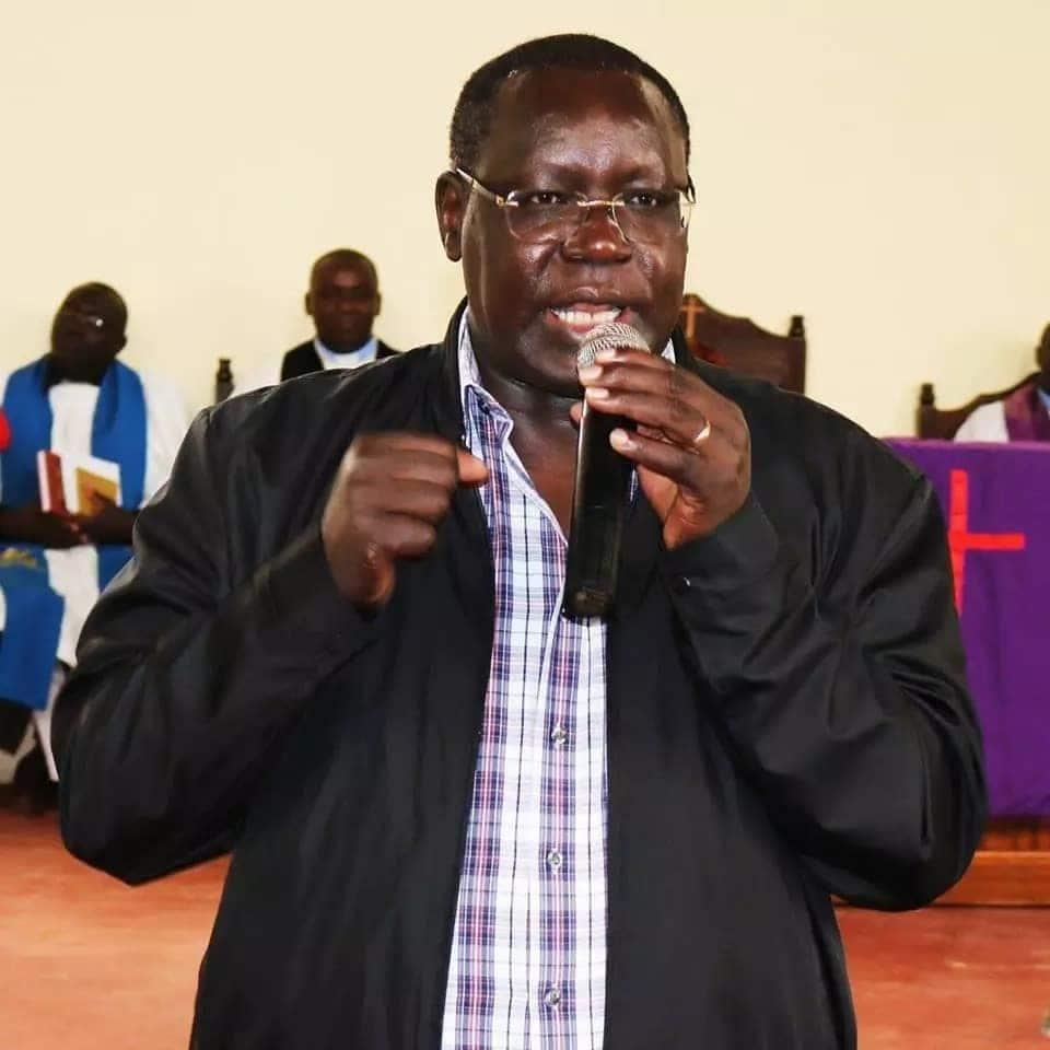 Naibu gavana wa Kiambu James Nyoro aapa kujiuzulu iwapo Waititu atarejea afisini