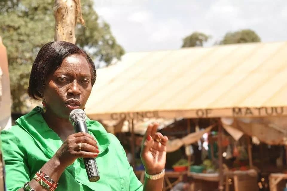 Martha Karua boycotts all sugar brands due to unsafe sweetener in kenya