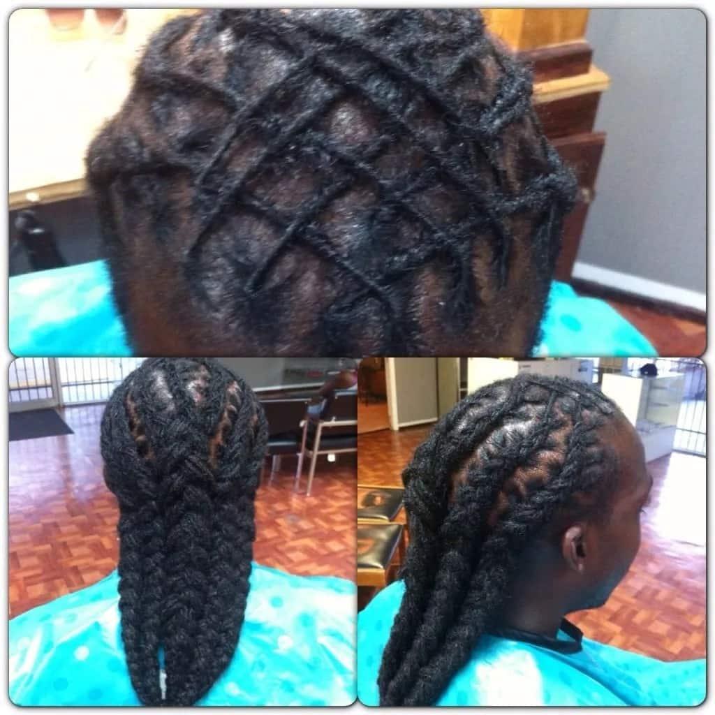Latest dreadlocks hairstyles 2018
