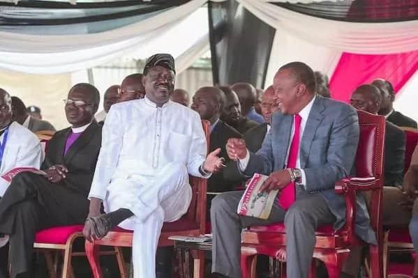 One lie after the other, Raila Odinga destroying himself- Mutahi Ngunyi