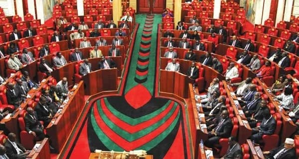 NASA MPs storm out of parliament