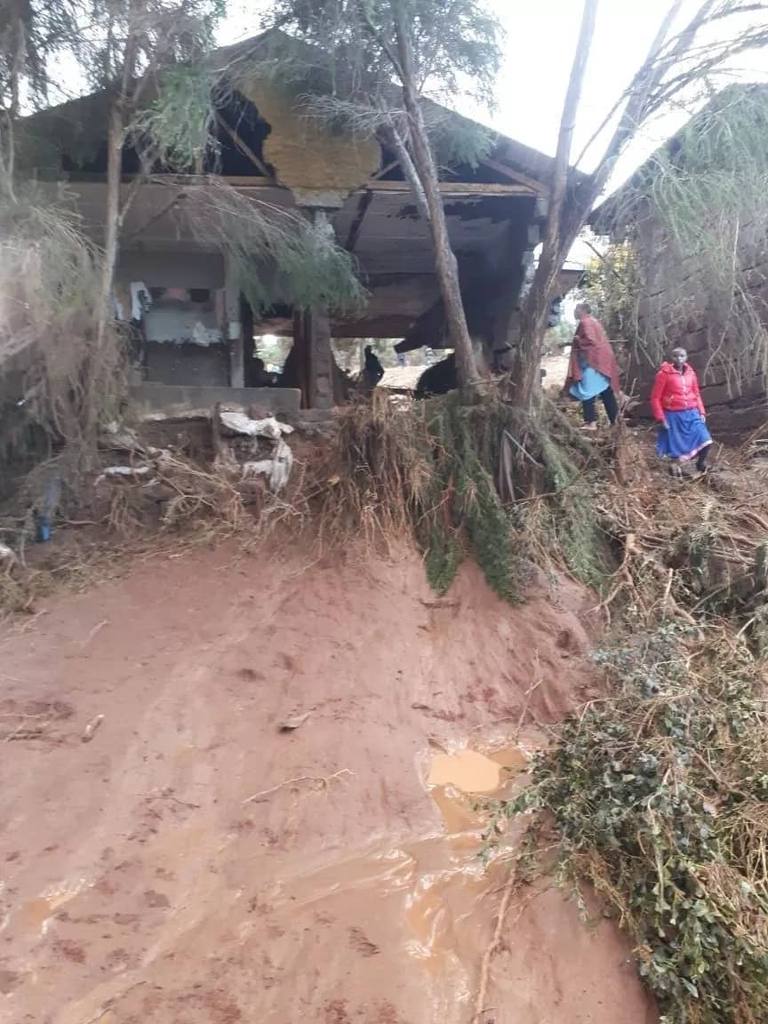 Scores feared dead after dam collapses in Nakuru