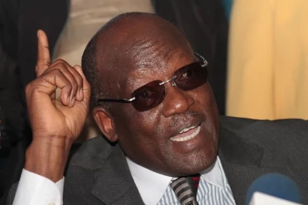 Muthama defends ODM sec gen after Kalonzo demanded an apology