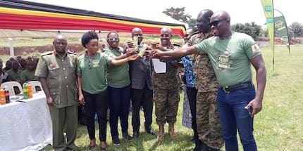 Ugandan military launches condoms to protect its soldiers from HIV/AIDS
