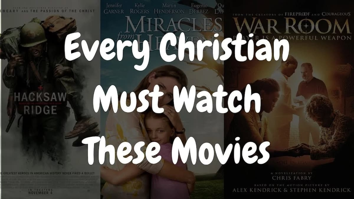 Top 10 best Christian movies you should definitely watch