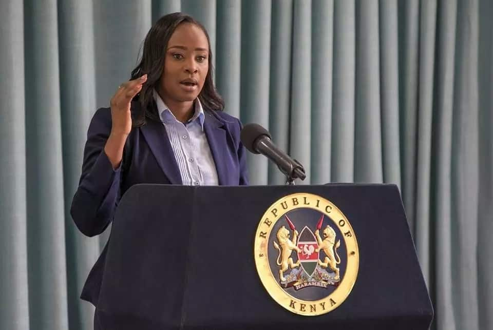 How Kanze Dena stunned in her sudden wardrobe change for State House assignment