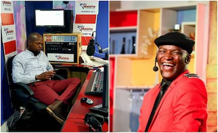 Comedian Awinja ditches Kenyatta-owned radio station for rival station