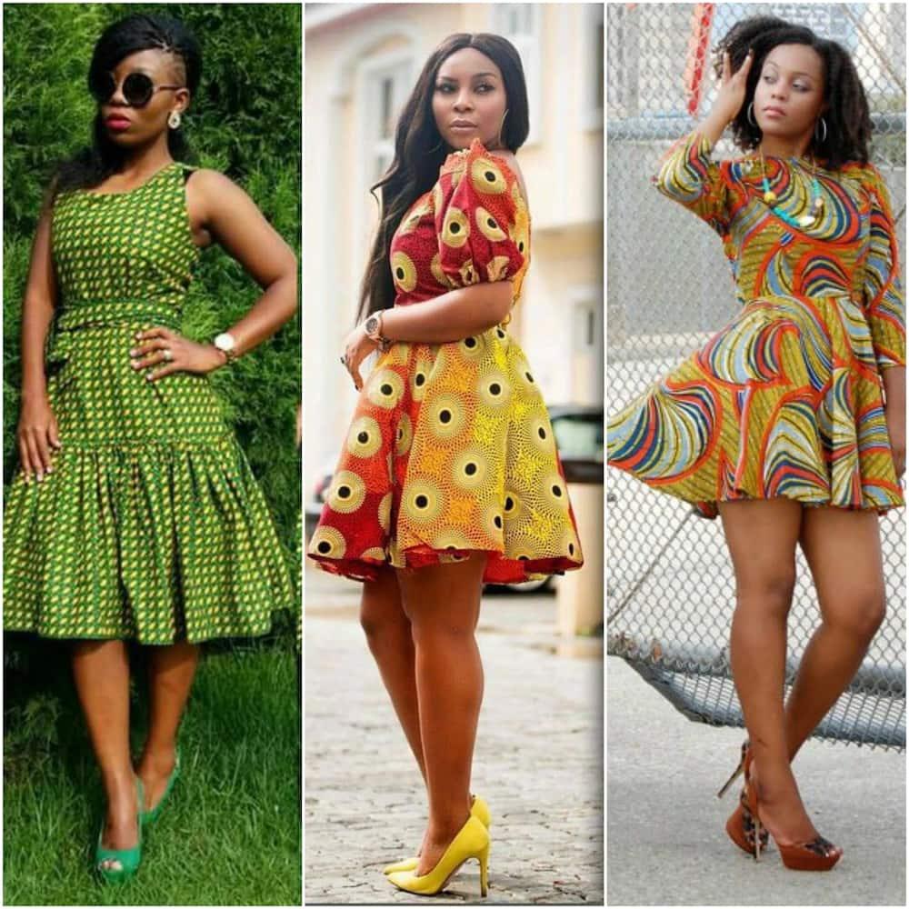 49d9a4298b88e5 Best Kitenge Dress Designs for Weddings in Kenya in 2019 ▷ Tuko.co.ke