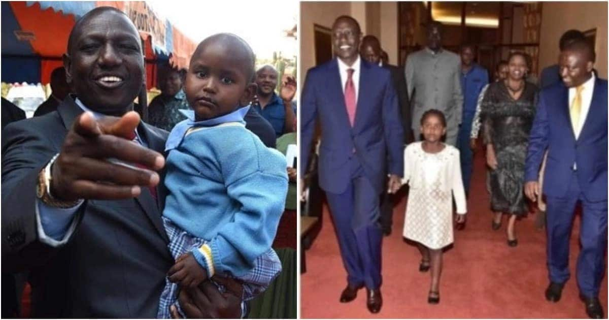 Go after your dreams, nothing is impossible - William Ruto to Uganda youths