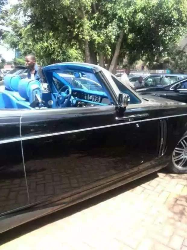 Top 10 Most Expensive Cars In Kenya Photos Tuko Co Ke