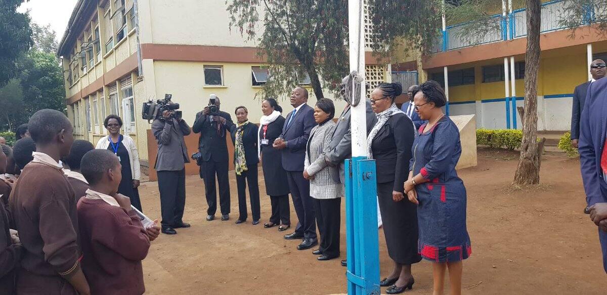 KCPE: Uhuru araukamapema kuwatembelea watahiniwa wa KCPE