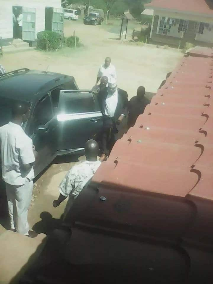 First photo of Miguna Miguna emerges 4 days after his dramatic arrest