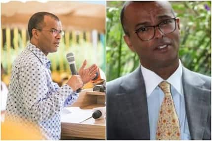 Presidential aspirant withdraws from the hotly contested RACE