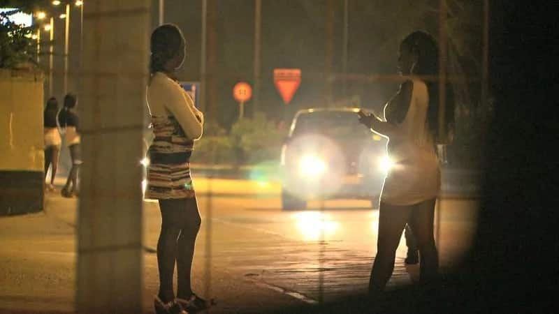 The five estates in Nairobi notorious for prostitution