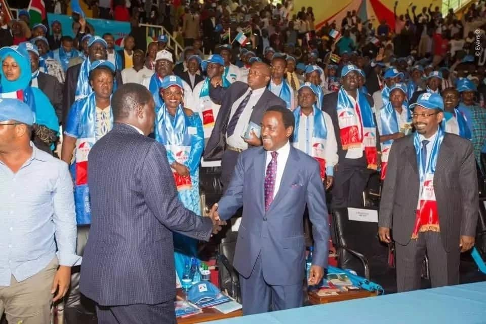 Kalonzo Musyoka's Wiper Party threatens to QUIT NASA